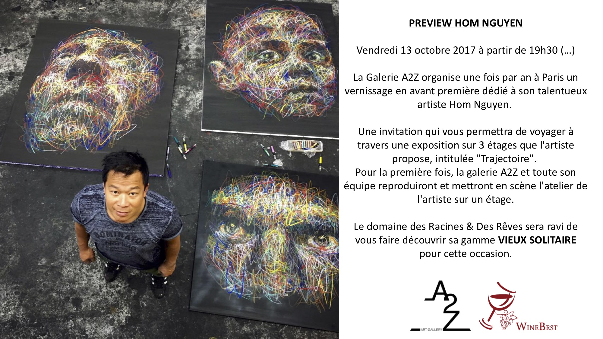 GALERIE D'ART A2Z, 75006 PARIS